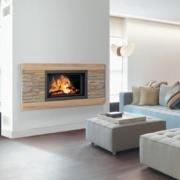 Cheminée Brisach Domino XL foyer SXXL RDGN